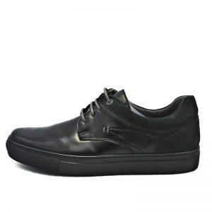 Zapato 18021 negro TROSSMAN, exterior